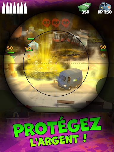 Télécharger Snipers vs Thieves: Zombies! apk mod screenshots 6