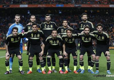 Deze toppers nemen het op tegen de Rode Duivels: Juan Mata, Diego Costa, Cesc Fabregas,...