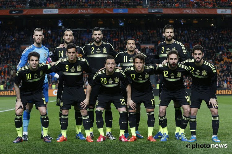 Euro 2016 - Groupe C : l'Espagne valide son ticket pour la France