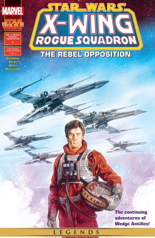 Star Wars: X-Wing Rogue Squadron (2015) - complete