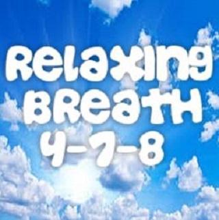 Relaxing Breath 4-7-8