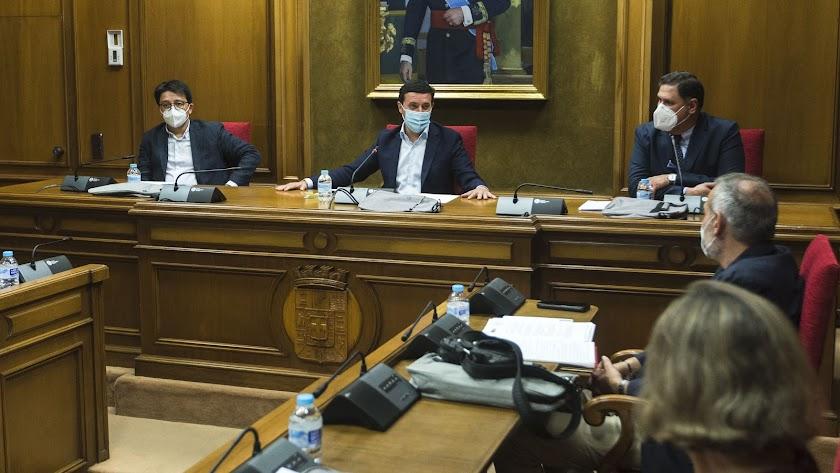 Reunión del Consejo Editorial de la Revista REAL.