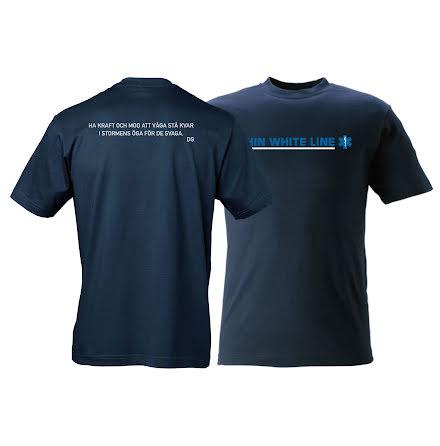 T-shirt bomull I stormens öga