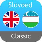 English <> Uzbek Dictionary Slovoed Classic icon