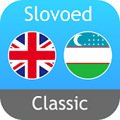 English <> Uzbek Dictionary Slovoed Classic