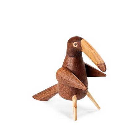 Pepparkvarn / The Pepper Bird Valnöt