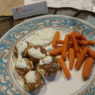 Greek Meatballs With Yogurt Sauce Recipes.