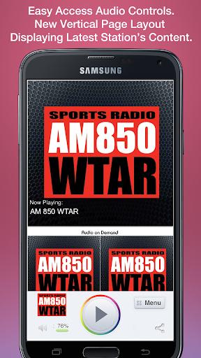 AM 850 WTAR