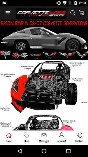 Corvette Mods screenshots 1