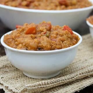 Vegan Red Lentils Recipes.