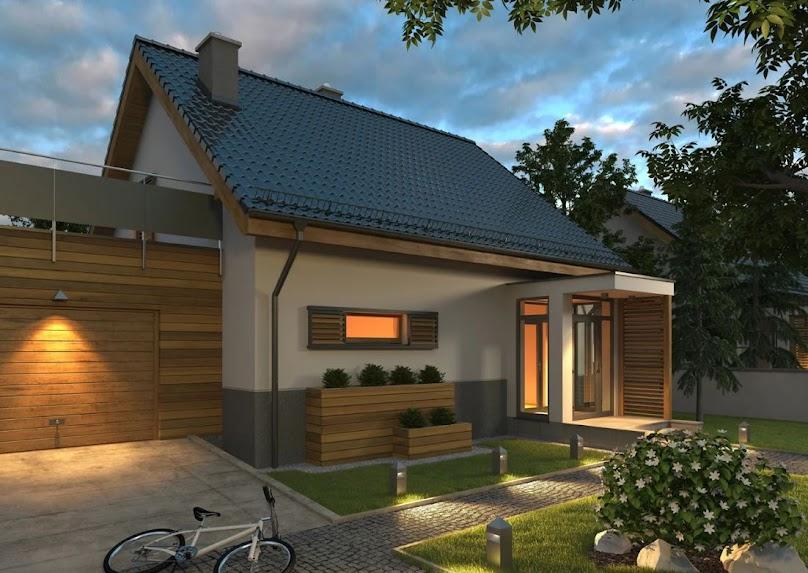 Projekt domu Ciepły