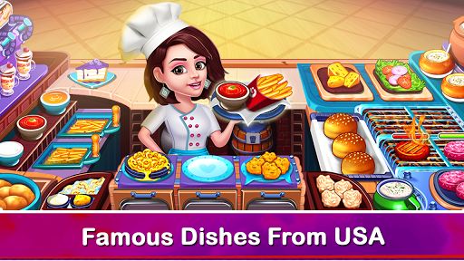 Cooking Express 2:  Chef Madness Fever Games Craze apkmr screenshots 13