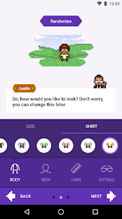 Habitica: Gamify your Tasks – Vignette de la capture d'écran