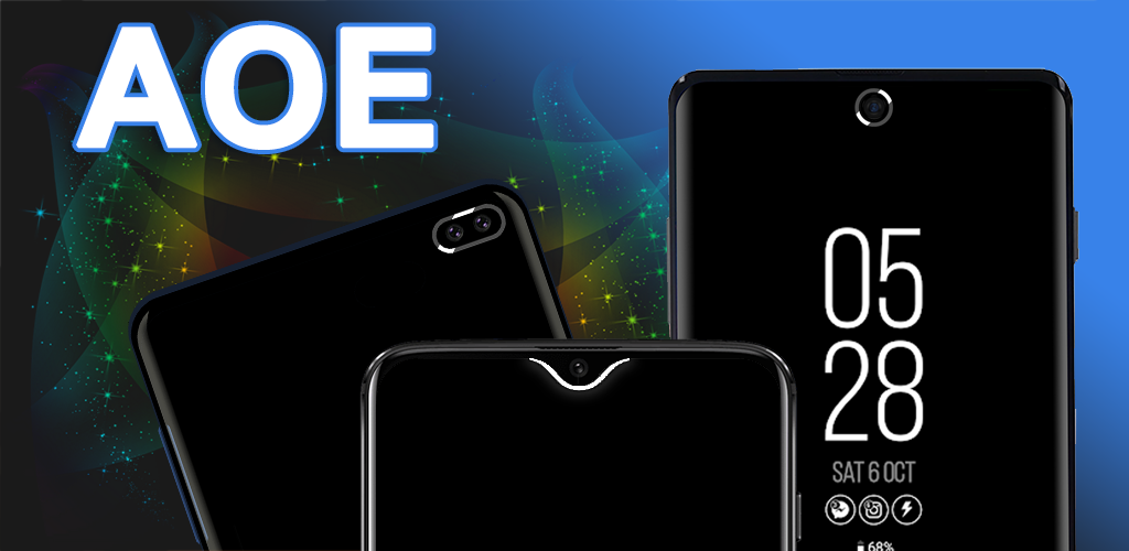 Always On Edge - LED Light & AOD & Wallpapers 🔥 5.8.6 Apk Download -  com.used.aoe APK free