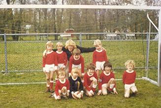Photo: H.M>S.H. ? seizoen 1977 - 1978