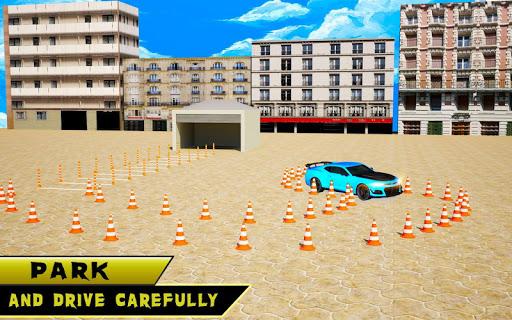 Car Parking Garage Adventure 3D: Free Games 2020 modavailable screenshots 9