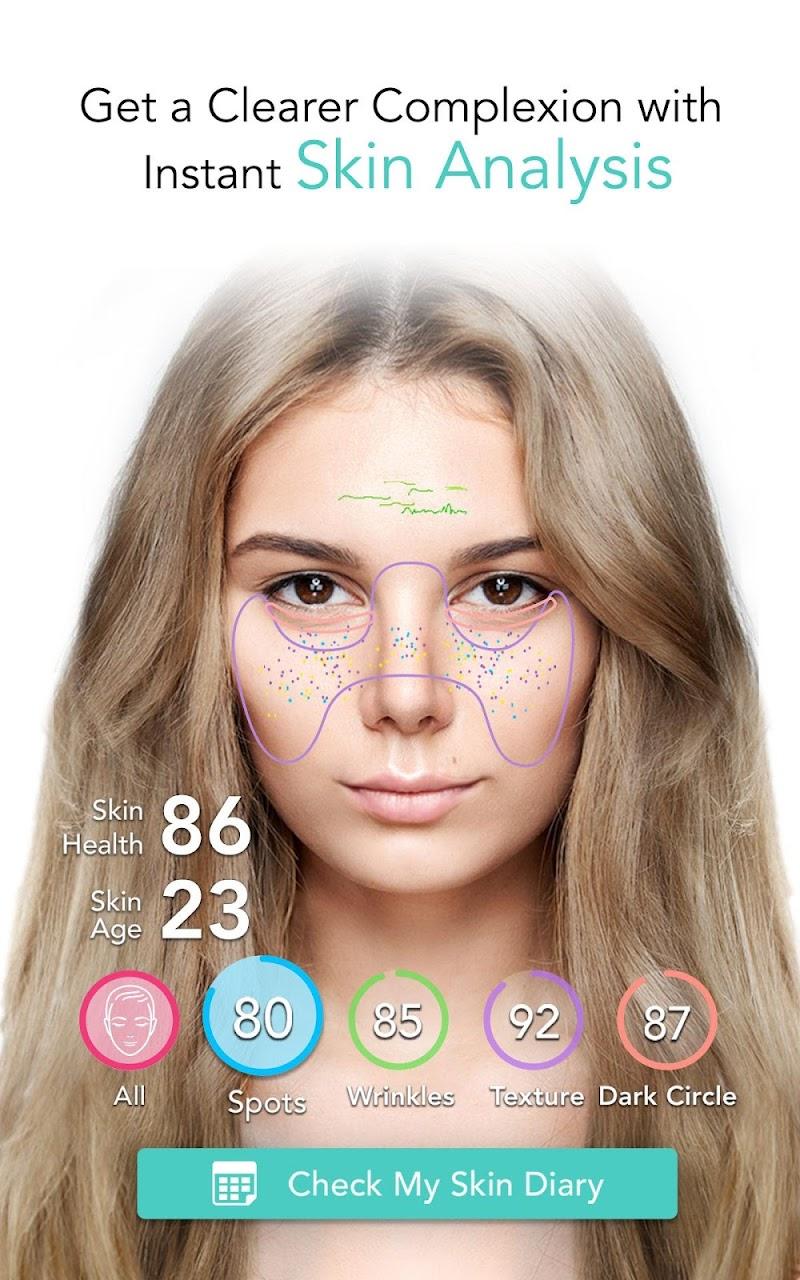 YouCam Makeup - Magic Selfie Makeovers Screenshot 3