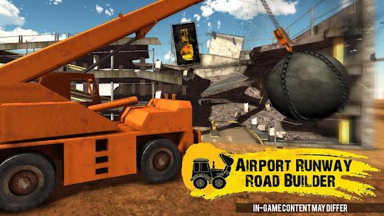 airport road builder sand excavator crane apps on google play