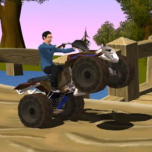 Quad Bike: Dino Woods for PC and MAC