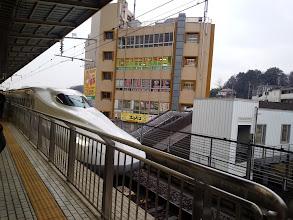 Photo: これから新大阪へ移動