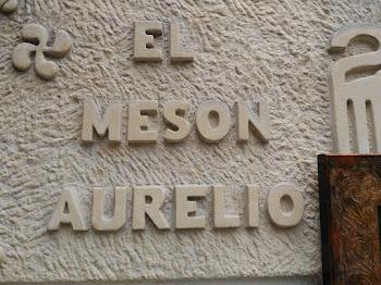 Mesón de Aurelio
