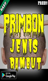 Primbon Berdasarkan Jenis Rambut - náhled
