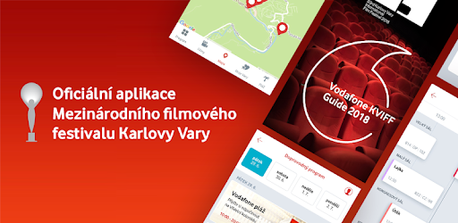 Vodafone KVIFF Guide 2018 – Apps on Google Play