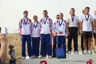 Photo: VC4 Rotation, Argent aux championnats du Monde 2010