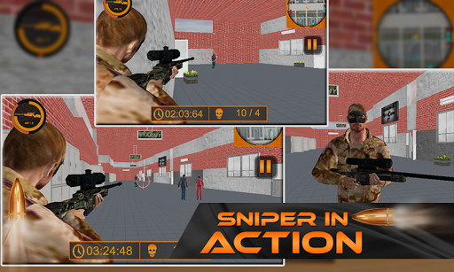Modern Sniper Army Agent for PC