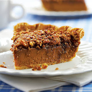 Pumpkin-Praline Pie.