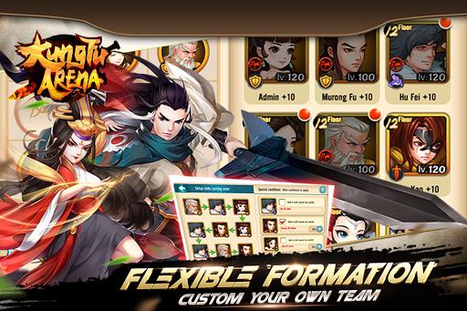 Kungfu Arena - Legends Reborn 1.0.6 gameplay | by HackJr.Pw 5
