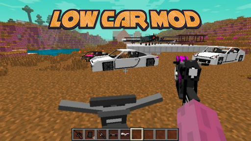 Low Cars MOD for MCPE