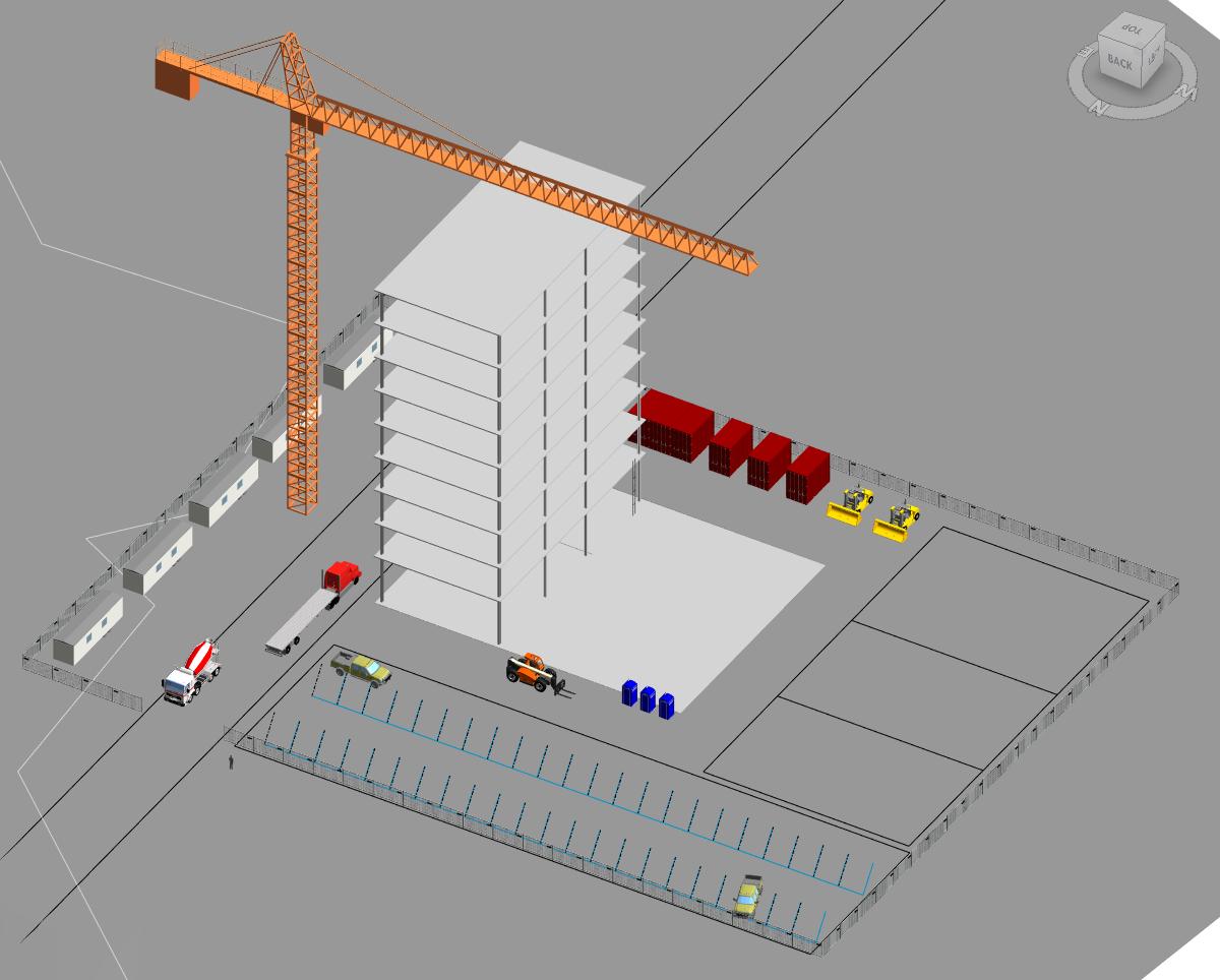 construction logistics planning