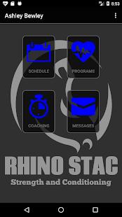 RhinoSTAC - náhled