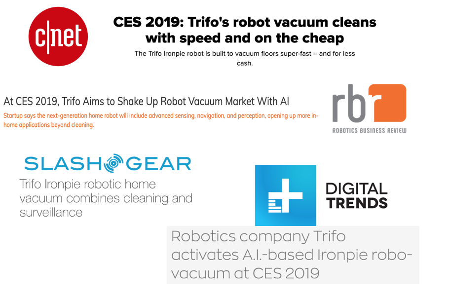 CES media coverage