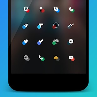 Oriels Free Icon Pack Screenshot