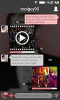 Screenshot of DIGSSO - GAY SOCIAL NETWORK.