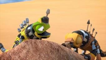 Desert Scraptors