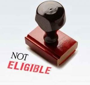 Who is not Eligible for the Treatment?