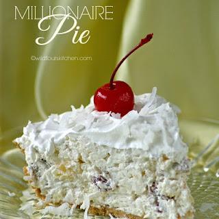 Creamy Classic Millionaire Pie
