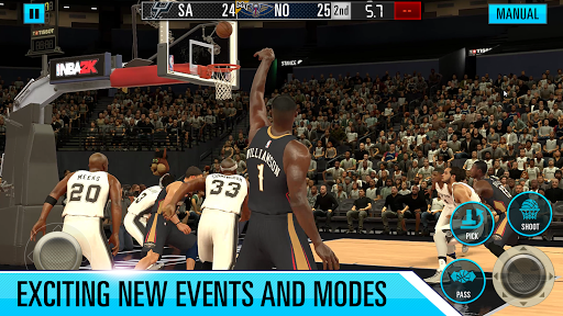 NBA 2K Mobile Basketball 2.10.0.5218279 screenshots 4