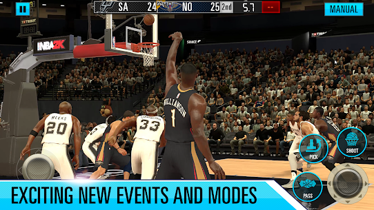 NBA 2K Mobile Basketball App Latest Version Download For Android and iPhone 4