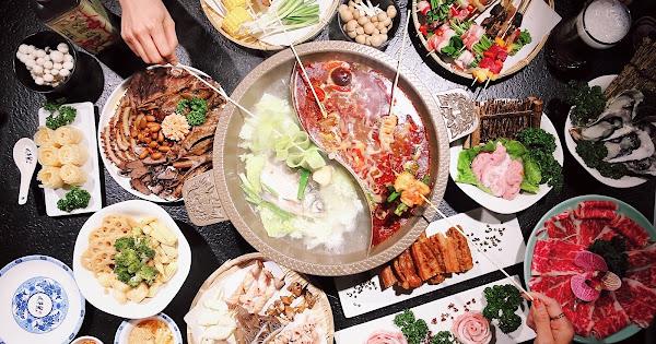 川串兒四川麻辣串串鍋|台北松山區|每串18元、來自重慶的正宗過癮滋味