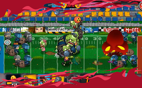 SWAT and Zombies Screenshot