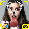 filters for snapchat : sticker design icon