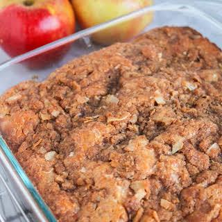 Apple Coconut Breakfast Cake.