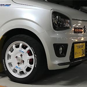 アルトワークス HA36S 4WD・5MTのカスタム事例画像 ゆずきらむさんの2018年08月15日21:16の投稿