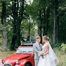 Wedding photographer Bazhena Mozolevskaya (bozhenaby). Photo of 27.08.2018