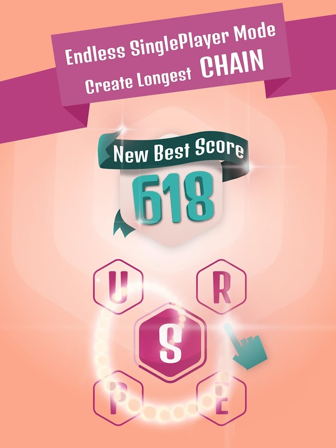 Chain of Letters- screenshot