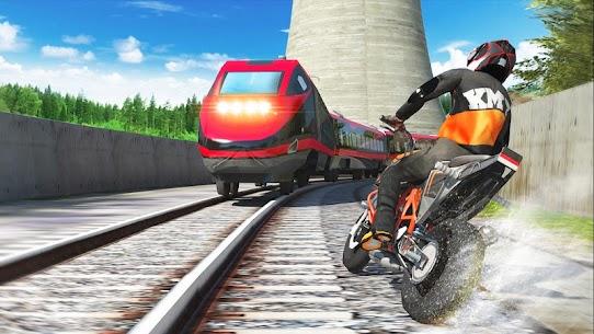 Bike vs. Train 7